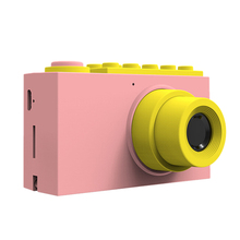 Kids Digital Camera, Mini 2 Inch Screen 8MP HD Children's Camcorder Rechargeable
