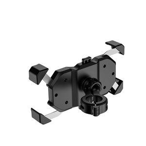 """Image 3 - Universel 360 degrés rotatif vélo vélo moto support de téléphone berceau pince de montage pour iPhone oneplus 3.5 6.5 """"téléphone portable"""