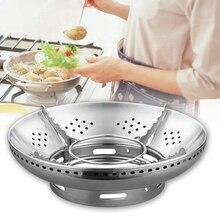 Универсальный инструмент, многофункциональный кронштейн для домашней кухни из нержавеющей стали, энергосберегающее ветрозащитное покрытие для газовой плиты