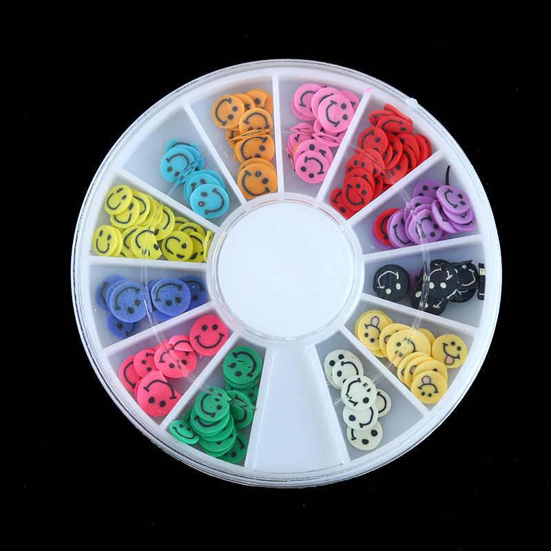 1P Nail Art Kartun Hewan Kuku Glitter Set Bubuk Laser Gemerlapan Manikur Kuku Seni Chrome Pigmen Perak DIY Kuku seni Dekorasi