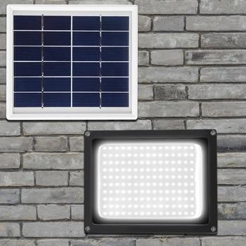 New Solar Powered 150 LED Light Light-Control & Motion Sensor Outdoor Garden Stairs Security Lamp Human Induction Solar Light