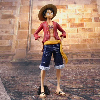 one piece dxf usopp the grandline men 15th edition vol 2 figure japan anime collectible mascot kid toys 100% original 27cm Grandista One Piece Monkey D Luffy Figure Toy Grandline Men Luffy Anime Collectible Model Dolls