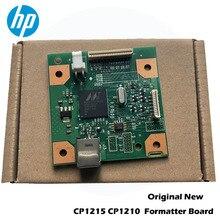 цена на Original New For HP CP1210 CP1215 1210 HP1215 M1132 HP1132 Formatter Board Main Board Logic Board CB505-60001 CE831-60001