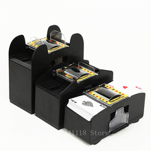Automatic Poker Card Shuffler Board Games Battery Operated Playing Cards Shuffle for Board Game