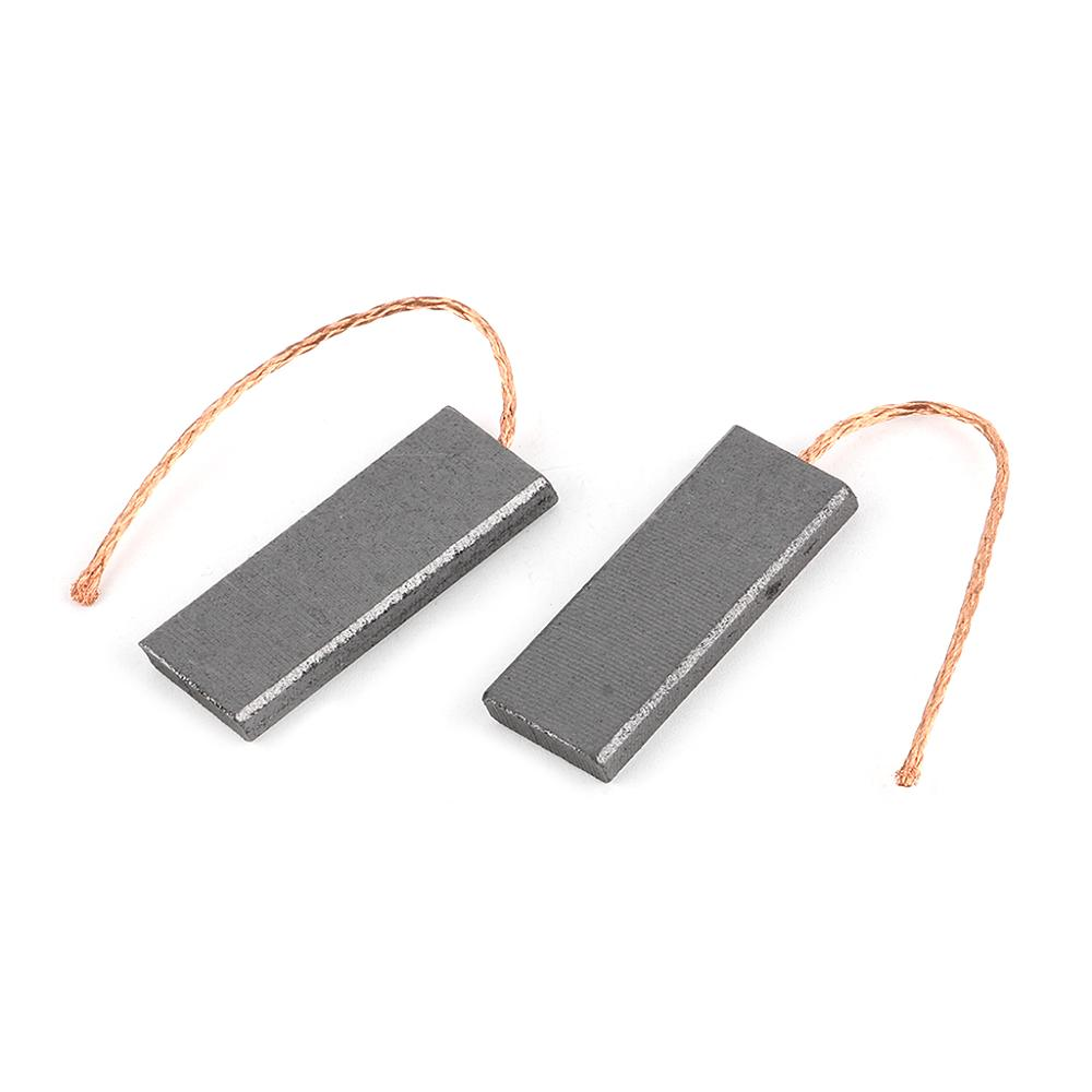 2pcs New Carbon Brushes Durable Motor Carbon Brushes For Siemens Drum Type Washing Machine 5x13.5x40mm