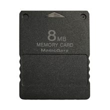8MB Memory Card Memory Expansion Cards Suitable for Sony Playstation 2 PS2 Black 8MB Memory Card Wholesale(China)