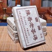 Mehr als 15 Jahre Tee Chinesischen Yunnan Alte Reife 250g China Tee Gesundheit Care Pu'er Tee Ziegel Für Gewicht verlieren Tee-in Teekannen aus Heim und Garten bei