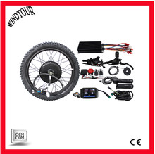 High Power 48V 60V 72V 1500W Intelligente Programmeerbare Regeneratieve Controller Systeem Elektrische fiets DIY Conversie Kits met C