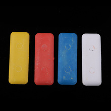 4 Pieces High Quality Professional Assorted Tailor's Fabric Chalk Dressmaker Pattern Marking Chalk Sewing Multicolors