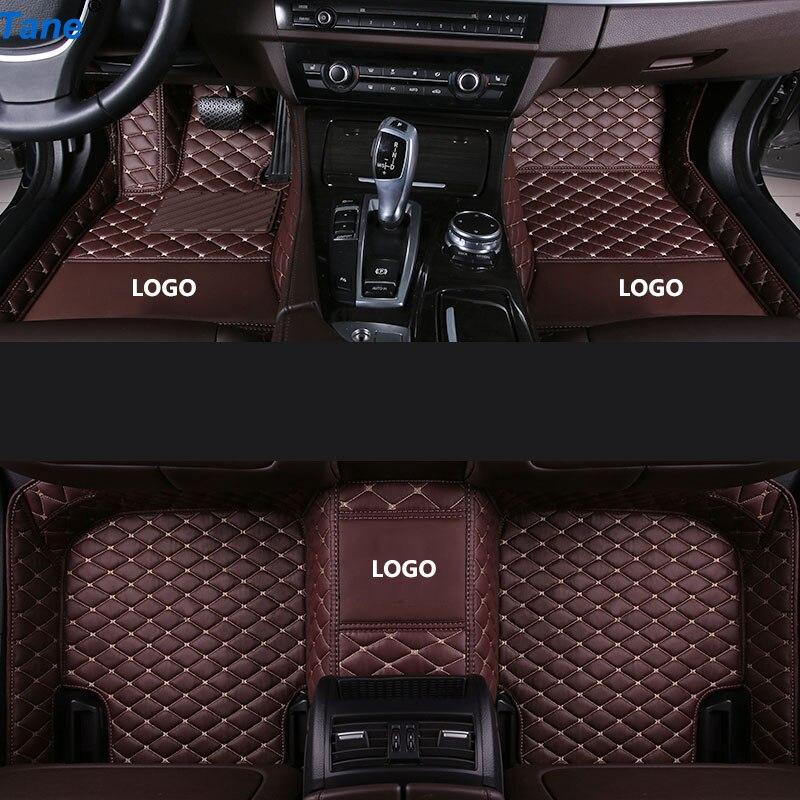 For Cadillac XTS SRX CTS ATS CT6 XT5 XT4 Escalade Car Floor Mats Auto Mats Pads