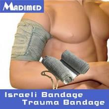 Повязки для экстренных травм, медицинские компрессионные повязки для первой помощи, 6 дюймов, армейская повязка