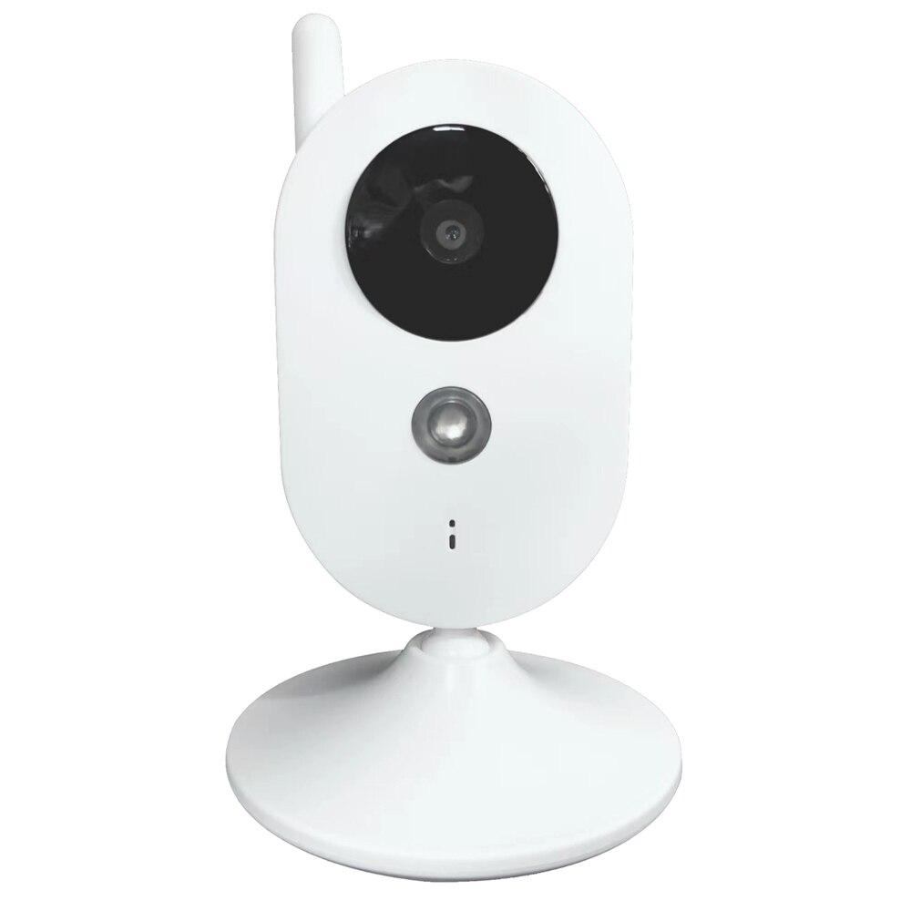 Wifi цифровая камера детский монитор с ночным видением 3,5 дюймов цветной ЖК-дисплей датчик температуры камера наблюдения на батарее монитор и...