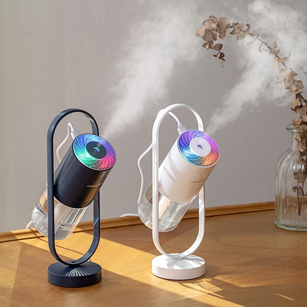 200 мл волшебный увлажнитель для теней, 360 градусов, распылитель, Лампа для проектора, ультразвуковой увлажнитель воздуха, арома диффузор, USB увлажнитель|Увлажнители воздуха|   | АлиЭкспресс