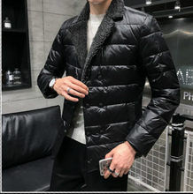 Doudoune Homme Plumiferos Plumas De Pato Winter Men Fashion Loose Casual Parka Male Cargo Jacket Coat Outerwear(China)