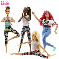 Оригинальная Барби 18 дюймов Fshion американские куклы с аксессуарами для маленьких девочек игрушки для детей подарок на день рождения Bonecas ...