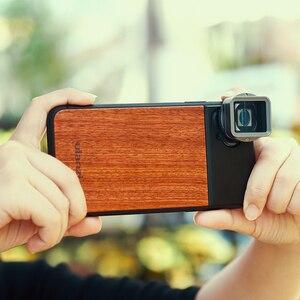 Image 5 - Анаморфный чехол для объектива телефона Ulanzi 1.33XT, Комплект фильтров для iPhone 12, 11 Pro Max, Huawei P20, P30 Pro Mate, линзы для камеры телефона