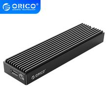 Case ORICO Enclosure SSD Solid-Drive-Box External NVME M.2 Type-C for 2230 2242/2260/2280