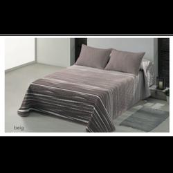 Narzuta na łóżko BOUTY NAREL BEIG
