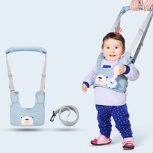 Kid Baby Infant Toddler Harness Walk Learning Walking Belt Assistant Walker Jumper Strap Belt Safety Harness Fashion Leash Rope