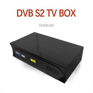 Image 2 - DVB S2 HD Digital receptor satelite decoder  Support powerVU H.264 MPEG4 hd 1080P TV Tuner satellite Receiver for spain Europe