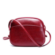 폭스 테일 & 릴리 여성 메신저 가방 정품 가죽 작은 쉘 가방 빈티지 어깨 가방 숙녀 핸드백 럭셔리 지갑 여성 가방