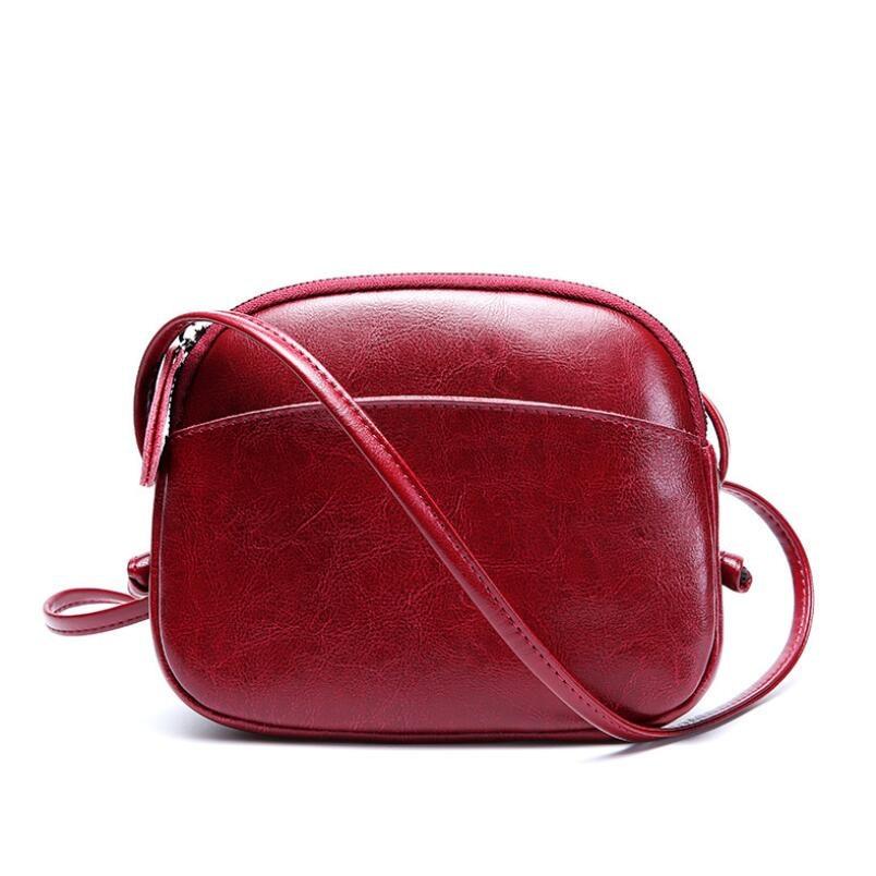 Bolsa de Couro Bolsa de Ombro do Vintage Bolsa de Luxo Foxtail Lily Mulheres Mensageiro Genuíno Pequeno Escudo Senhoras Bolsas &