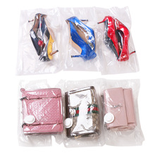 Household Vacuum Storage Bags Double Seal Design Dust-Proof Shoes High Heels Sneakers Package Pouch Travel Organizer Accessories