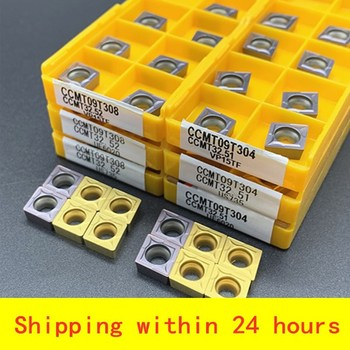 CCMT09T308 VP15TF UE6020 wewnętrzne narzędzia tokarskie CCMT 09T308 płytka węglikowa tokarka narzędzia wkładki narzędzie do cięcia CNC tokarka tokarka tanie i dobre opinie LYYZ JP (pochodzenie) CCMT09T304 VP15TF UE6020 US735 Internal Turning Tool Z węglika wolframu P M K purple