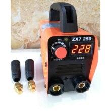IP21 цифровой дисплей DC инвертор дуговой сварщик 110 V/220 V IGBT MMA сварочный аппарат для домашней сварки и электрической работы