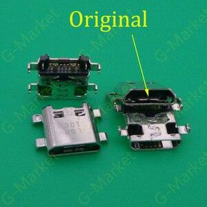 Image 1 - 100 pièces Micro USB Port de charge Dock connecteur prise pour Samsung Grand Prime J5 Prime On5 G5700 J7 Prime On7 G6100 G530 G532