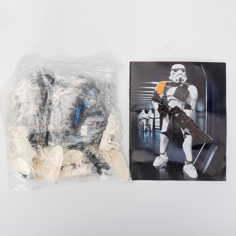 Blocks Star Wars Buildable Action Figure 24