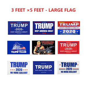 Fast shipping 2020 America President Election Donald Trump Flag for Keep America Great Again USA America Hand Held 150x90cm