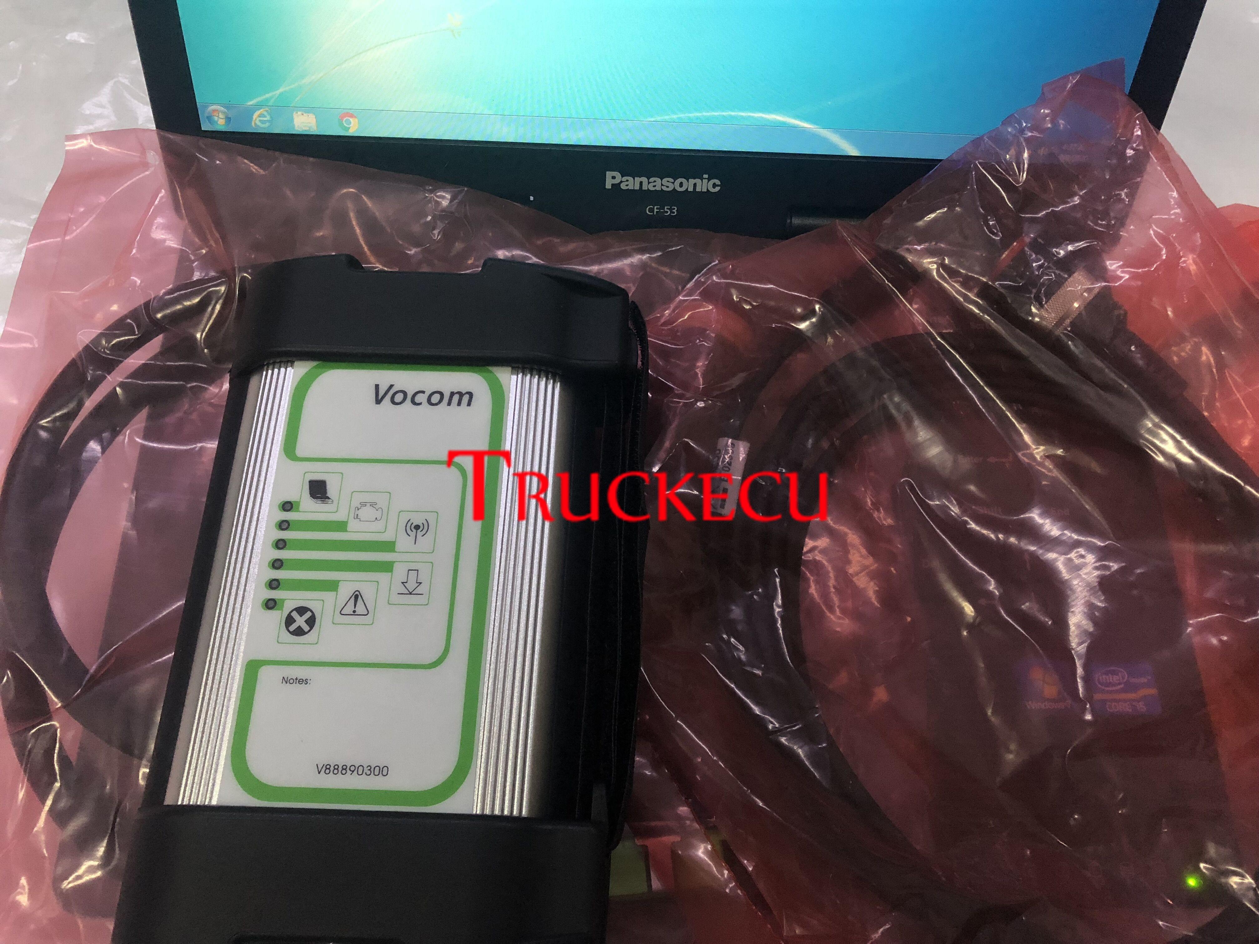 Купить для volvo vocom 88890300 диагностический инструмент 1 для ptt