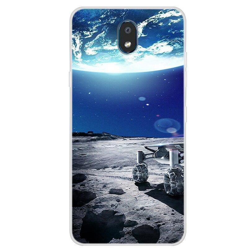Case For LG K30 2019 Case Cover Planet Silicone Soft TPU Fundas For LG Aristo 4 Plus X2 2019 Phone Case Bumper K 30 2019 Coque