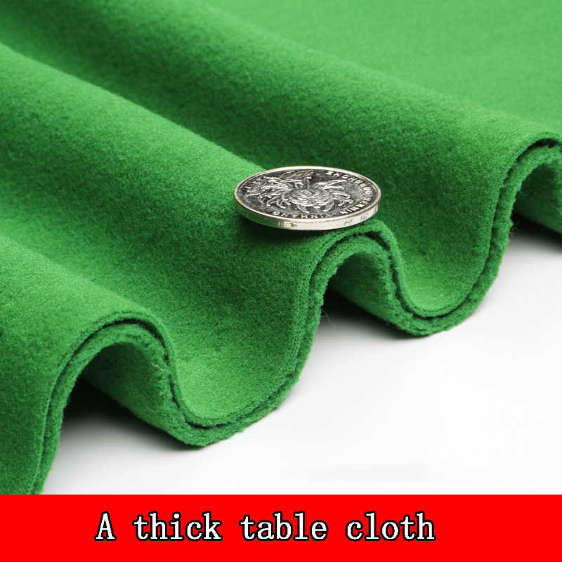 Снукер ткань для бильярдного стола бассейн Восемь Мяч бильярдный стол для игры в ПУЛ ткань 11ftX4. 9ft американский бильярд аксессуары для снукера