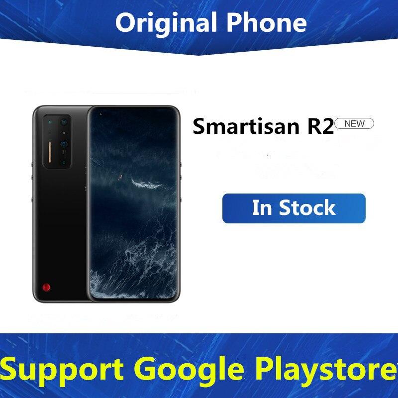 DHL Быстрая доставка Smartisan R2 5G сотовый телефон 6,67