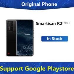 Dhl entrega rápida smartisan r2 5g telefone celular 6.67