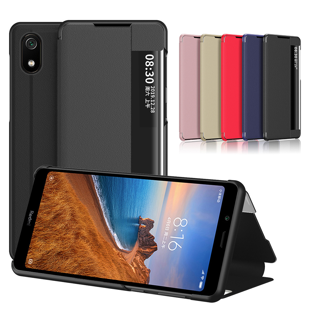 Leather Smart View Flip <font><b>Case</b></font> For <font><b>Vivo</b></font> V17 Pro V15 V 17 15 V17pro Cover Shockproof <font><b>Case</b></font> For <font><b>Vivo</b></font> <font><b>Y17</b></font> Y19 Y 17 19 Phone <font><b>Cases</b></font> image