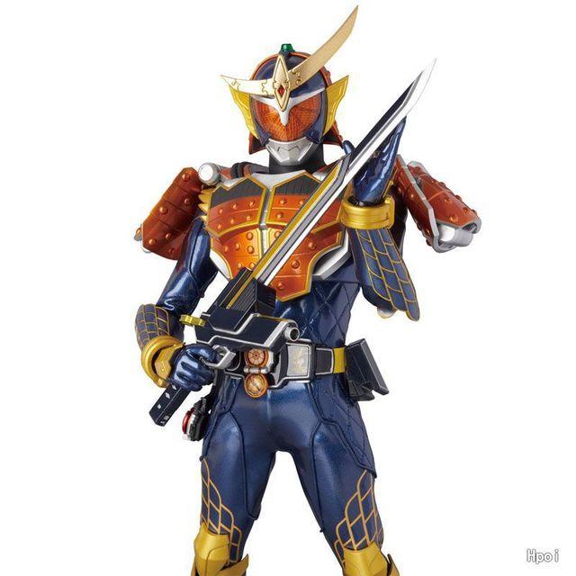 Kamen Rider Masked Rider Kuuga BJD Brinquedos Action Figure Modelo