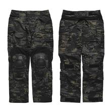 French secret service GIGN special forces overalls G3 tactical Pants Large Size men's youth loose straight tube outdoor Trousers