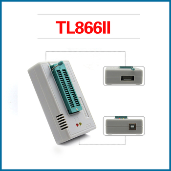 S ROBOT TL866II PLUS TL866 updates MiniPro Universal High-Speed USB Programmer with High Performance 100% + SPI Driver EC19 hailangniao new tl866a tl866 high performance willem universal programmer support icsp support flash eeprom sop plcc tsop