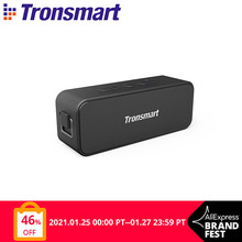 Tronsmart T2 Plus بلوتوث 5.0 المتكلم 20 واط المحمولة المتكلم 24H العمود IPX7 Soundbar مع NFC ، TWS ، مساعد الصوت ، مايكرو SD