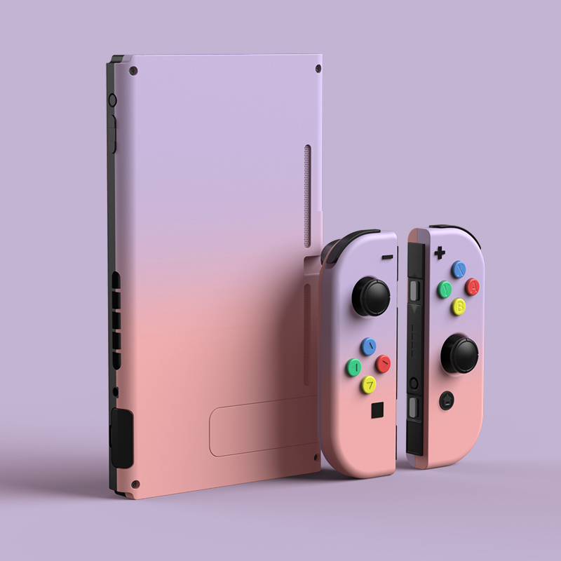 Cute Pastel Skin For Nitend Switch NS JoyCon Controller Housing Shell Case For Nintend Switch Joy Con Cover