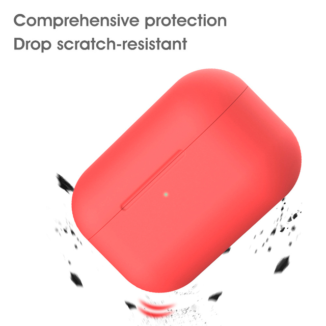Silicone Shockproof Case for AirPods Pro 5