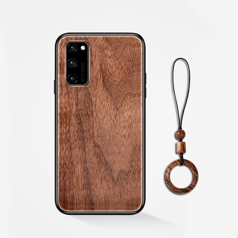 galaxy s20 wood case