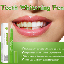 VIBRANT GLAMOUR Teeth Whitening Pen Cleaning Serum Remove Plaque Stains Protect Oral Hygiene Nursing Teeth Whitenning Toothpaste