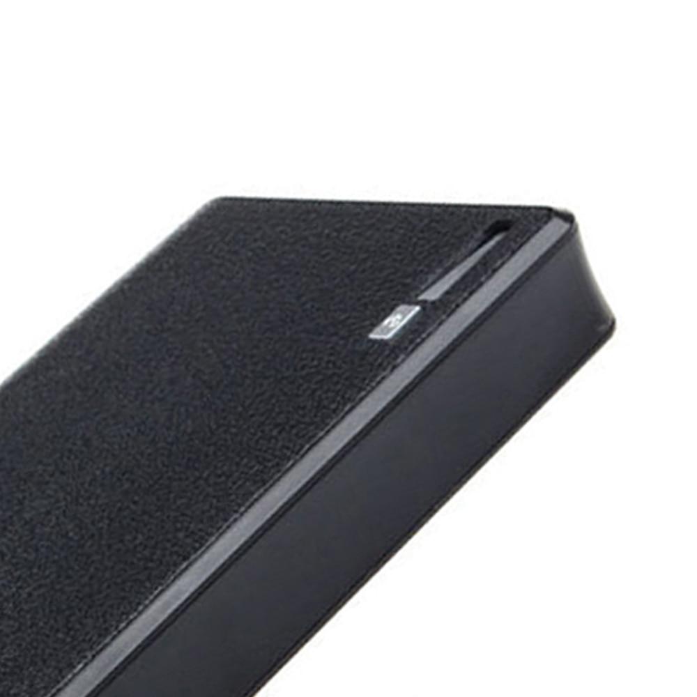 Protable dupla usb 5 v 2a power bank 6x18650 caixa de carregador bateria backup externo para o telefone