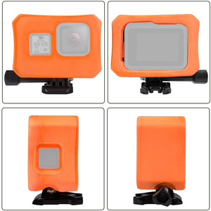 Image 3 - EVA Protective Case For Gopro Hero 7/6/5 Soft Water Floaty Action Sport Camera Accessories Float for Swimming