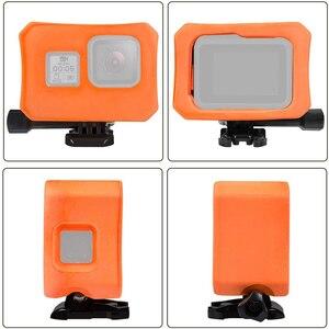 Image 3 - Eva Beschermhoes Voor Gopro Hero 7/6/5 Zacht Water Floaty Action Sport Camera Accessoires Float Voor Zwemmen