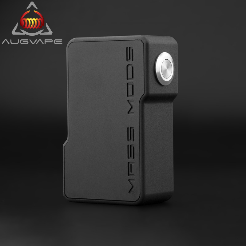 Augvape S2 Squonk Box Mod Electronic Cigarette Mod MRSS Mods 8ml Bottle Removable Door Work With Single 18650 Battery Vape Mod